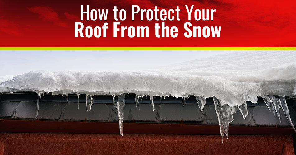 How to Protect Your Roof From the Snow